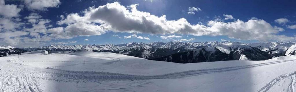 Wintersport in Oostenrijk, plaats kitzbühel
